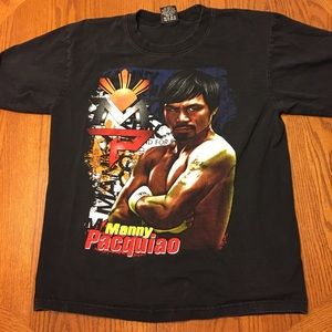 Manny Pacquiao Graphic Tee